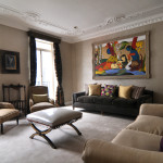 Redesigning a Mayfair Townhouse