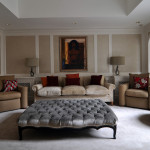 TV Room in Mayfair for the ultimate viewing experience