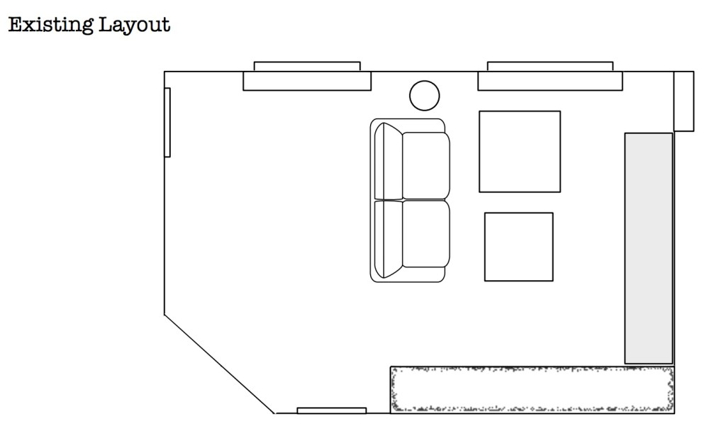 Existing Layout