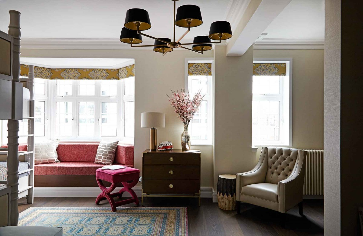 Interior Designers London | Kia Designs - Residential Interior Designer