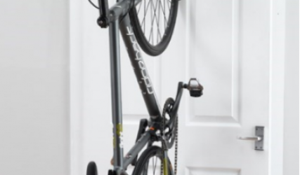 Door Rack Bike Storage from tredz.co.uk