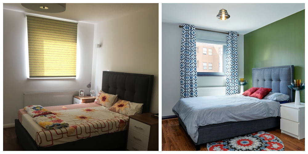kia designs before and after bedroom