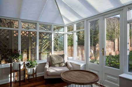 Hampstead Interior Design - Sunny Conservatory