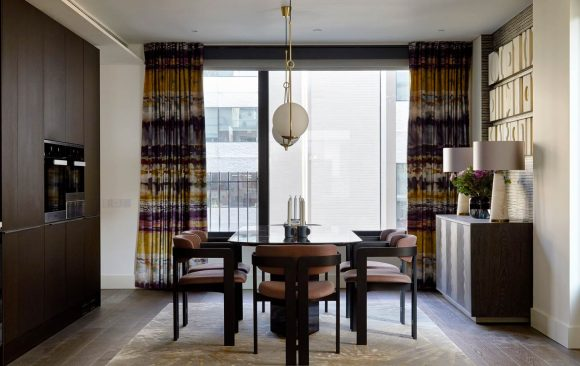 Fitzrovia Apartment W1T