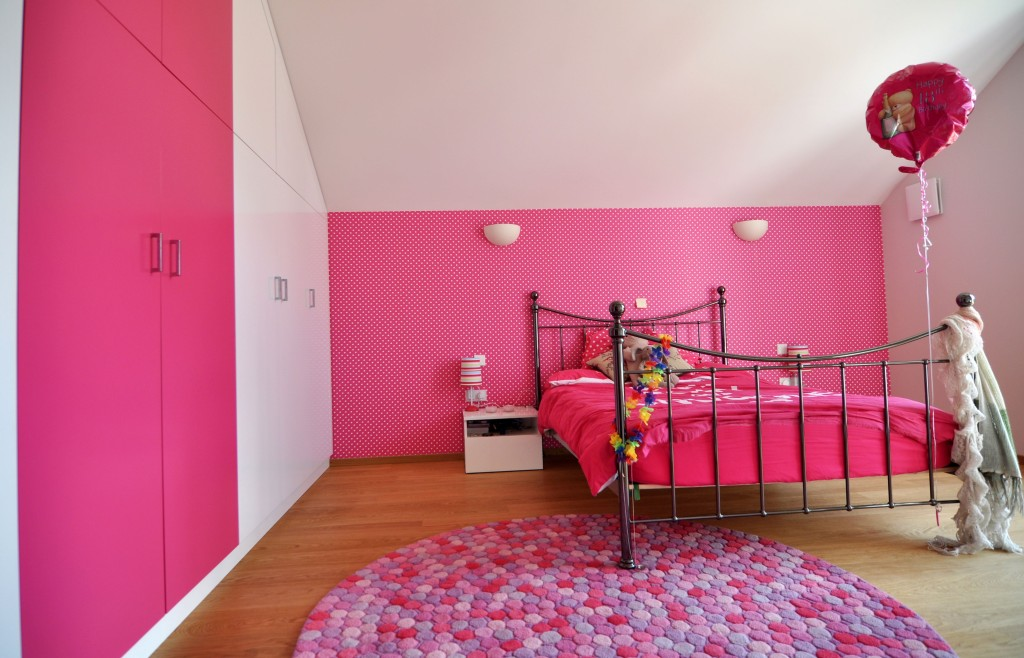 House Build - Girls Bedroom - sm