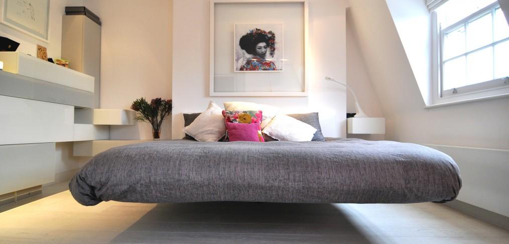 Floating Bed Design