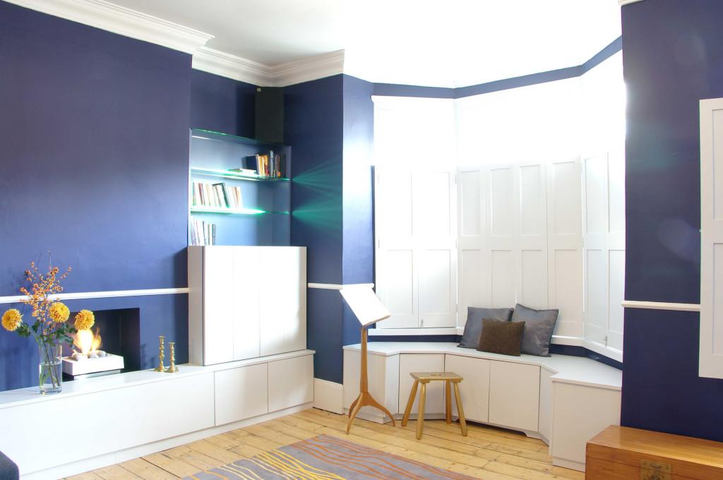 Today We LoveBlue Kia Designs Residential Interior Designer Mesmerizing Blue Interior Design