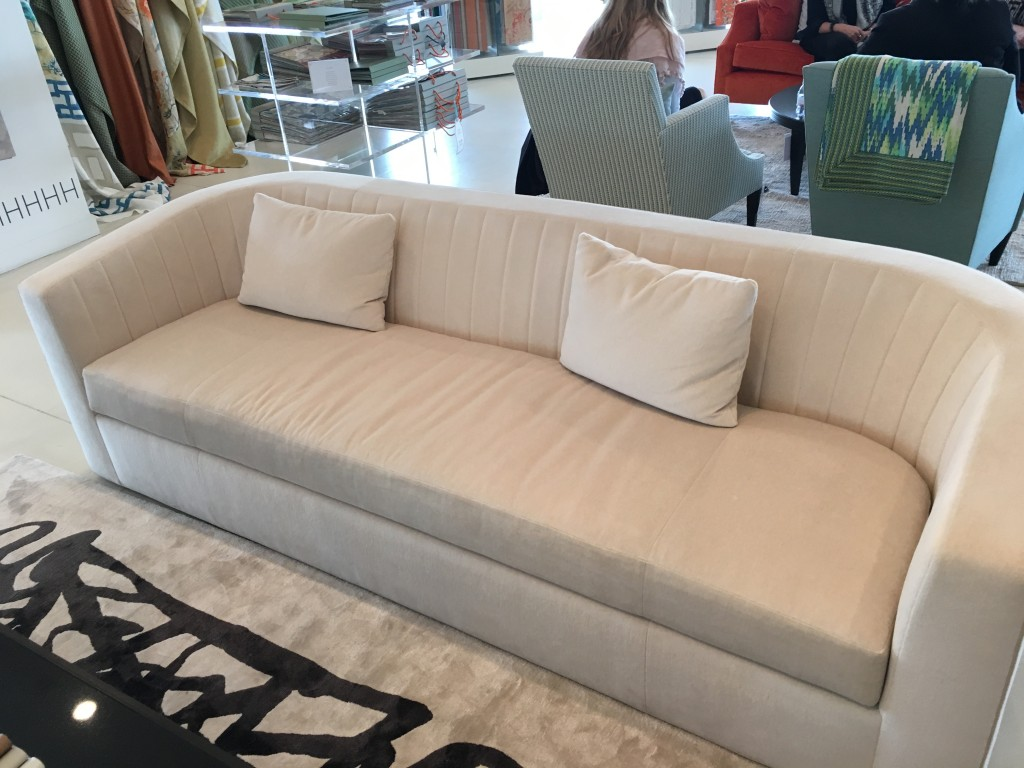 Holly Hunt Sofa