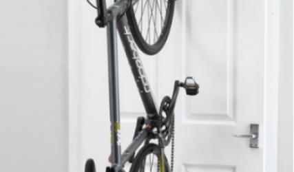 Door Rack Bike Storage from tredz.co.uk