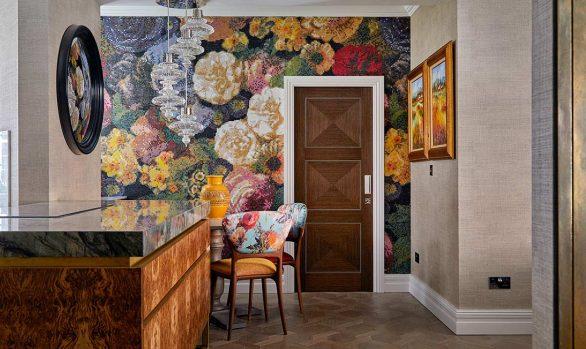 Spitalfields apartment e1 kia designs residential - Fiu interior design prerequisites ...