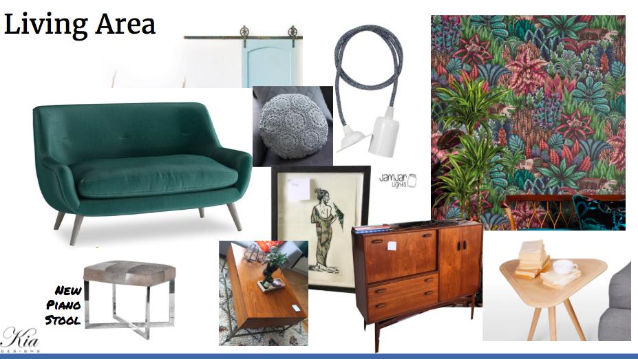 Kia Designs living room design