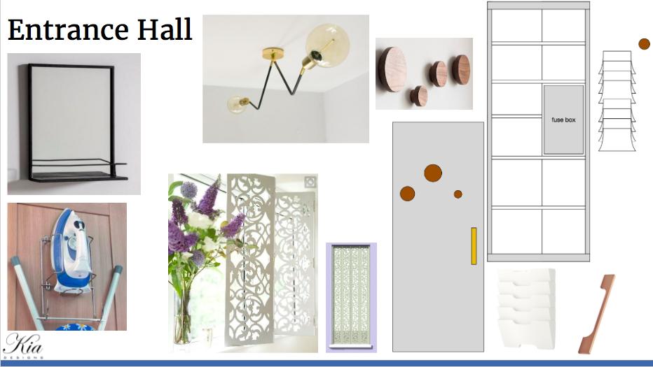 Hallway brief and design