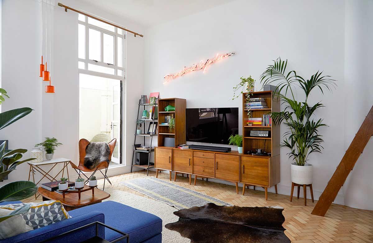 Mid-Century Penthouse, N7 | Kia Designs - Residential ...