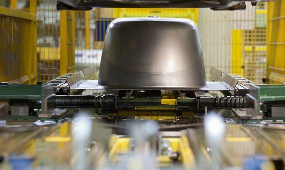 Kia Designs Steel Bath