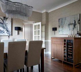 Hampstead Interior Design - Dining Room Sideboard