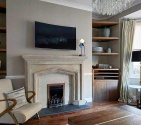 Hampstead Interior Design - Formal Lounge