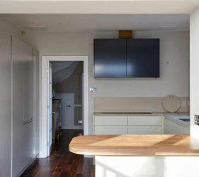 Hampstead Interior Design - Kitchen Breakfast bar