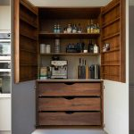 Hampstead Interior Design - Kitchen Pantry