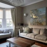 Hampstead Interior Design - Living Room Art