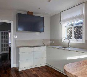 Hampstead Interior Design - Neutral Kitchen