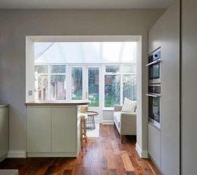Hampstead Interior Design - Open Plan Kitchen