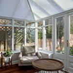 Hampstead Interior Design - Sunny Conservatory