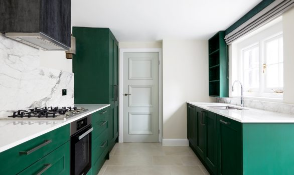 Notting Hill Town House, W8