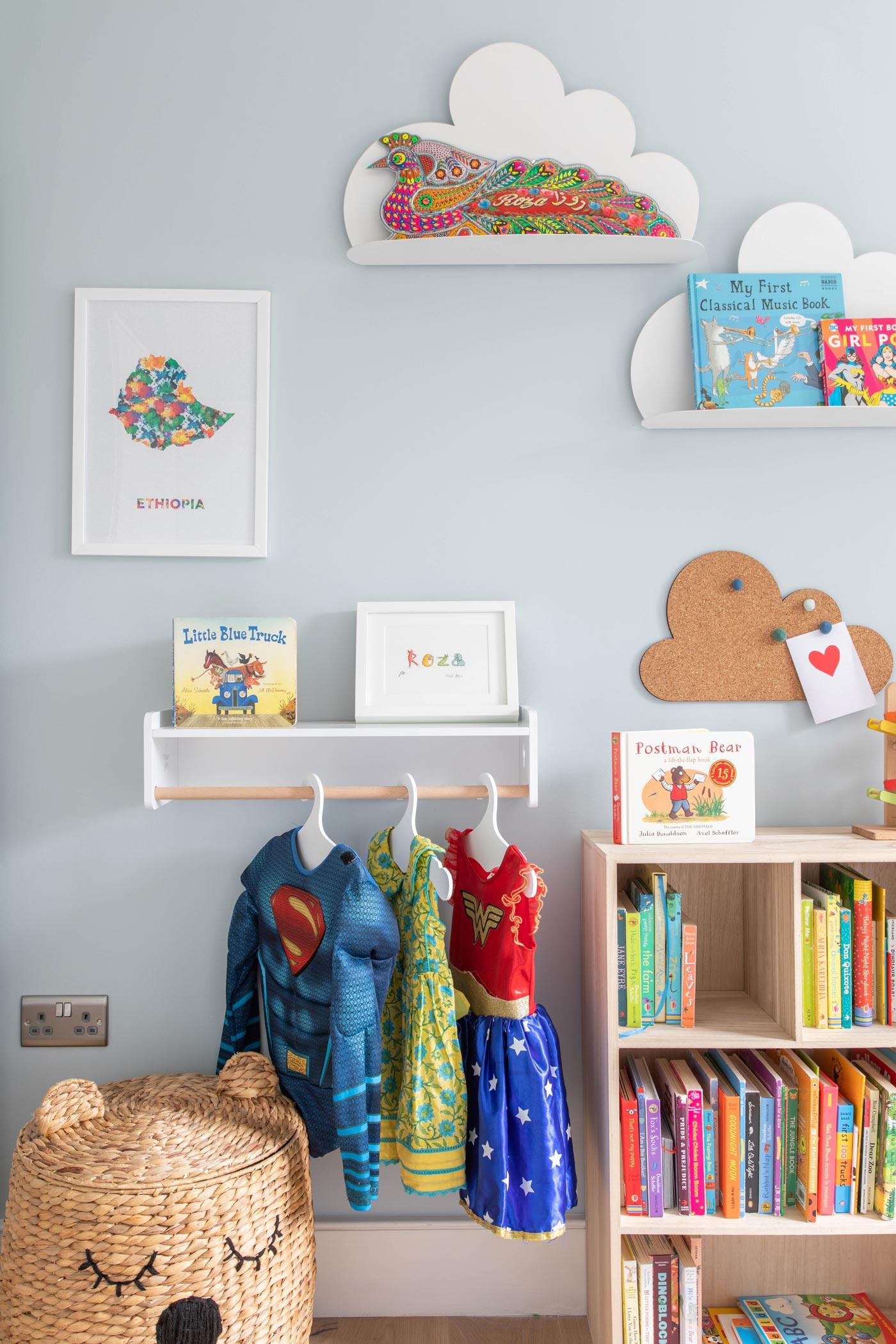 Wimbledon Interior Design London Childrens Room Kids