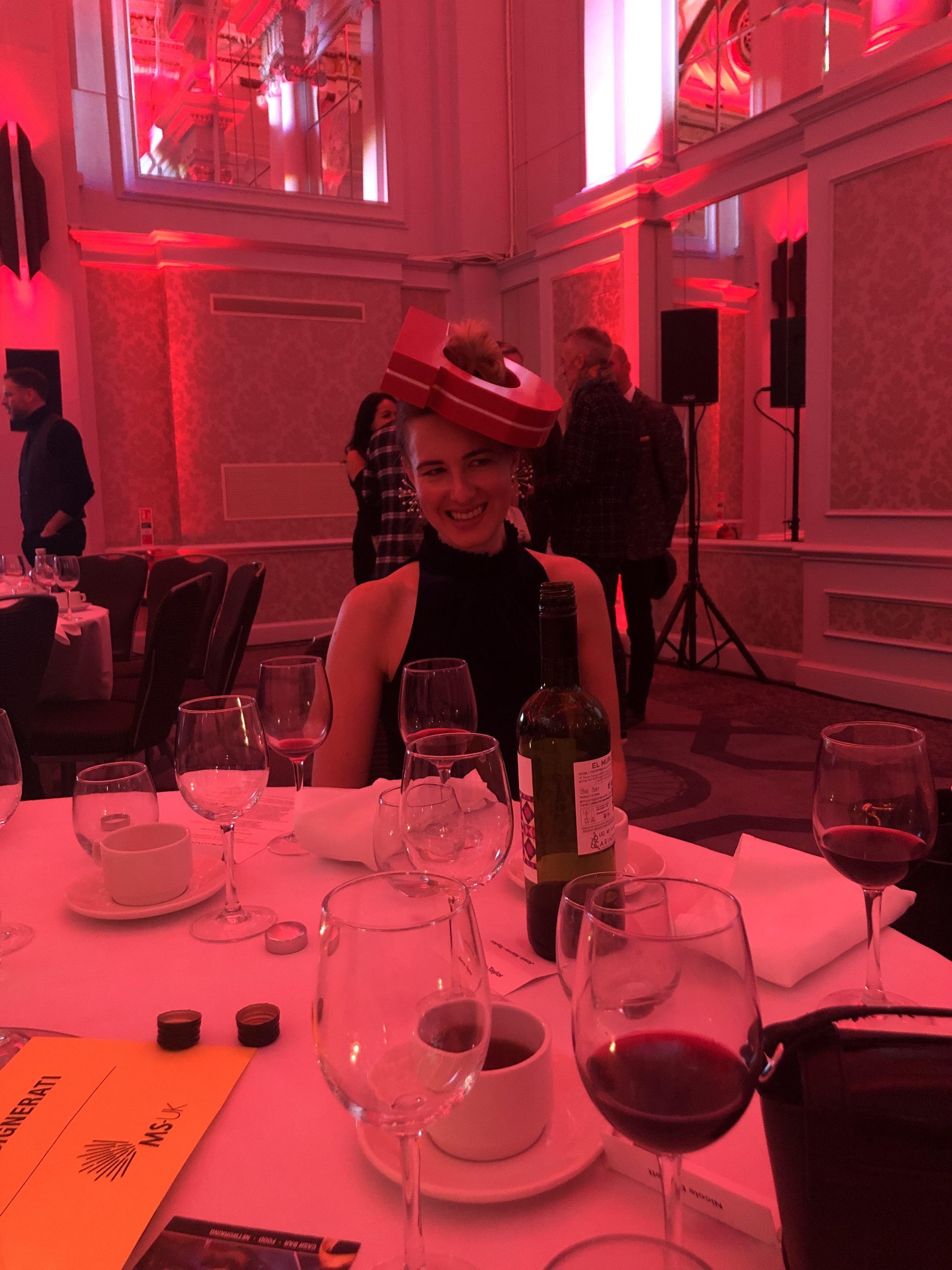 alex big d bathroom winner award hat
